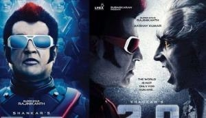 2.0 : Telugu theatrical rights of Rajinikanth, Akshay Kumar starrer sold for a record price