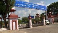 No Gandhi Jayanti holiday in Rajasthan University this year