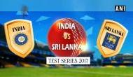 श्रीलंका टेस्ट सिरीज: टीम इंडिया ने श्रीलंका को किया फॉलोऑन के लिए मजबूर