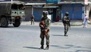 Uri encounter: Infiltration bid foiled, terrorist killed in Uri, operation underway