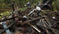 Strong earthquake of magnitude 6.4 jolts Indonesia's Sumatra