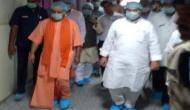 योगीः एनसेफेलाइटिस का होगा खात्मा, गोरखपुर में जल्द बनेगा केंद्रीय वायरस शोध संस्थान