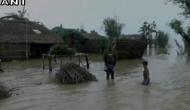 बिहारः बाढ़ग्रस्त जिलों में घट रहा है पानी, अब तक 379 मरे