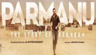 John Abraham releases yet another poster of 'Parmanu'