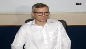 Omar Abdullah slams Governor Satya Pal Malik for asking terrorists to kill corrupt people rather than security forces