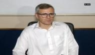 J-K perceived unsafe for investment, opines Omar Abdullah