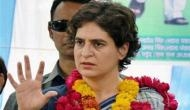 Priyanka Gandhi demands relief package for workers of Lucknow's Chikan industry