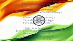 Ever wondered what our Indian National Anthem means? Have a look!