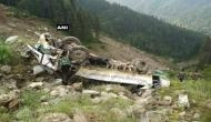 Himachal Pradesh: 3 dead, 4 injured after bus falls into gorge in Kullu