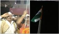Bihar: Midnight flag hoisting tradition on I-Day continues in Purnea