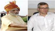 Omar Abdullah snubs PM Modi over 'Kashmir remark' in I-Day address