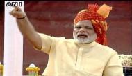 PM Modi vows to fight terrorism, corruption, casteism, communalism