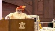 PM Narendra Modis I-Day speech: Violence in the name of faith is unacceptable