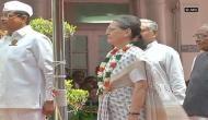 कांग्रेस महाधिवेशन: किससे परेशान होकर अधिवेशन बीच में ही छोड़कर चली गईं सोनिया गांधी