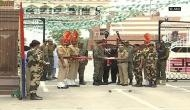 71st Independence Day: Sweets exchanged at Wagah-Attari border