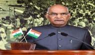 राष्ट्रपति रामनाथ कोविंद ने देश के नाम पहले संबोधन में न्यू इंडिया पर किया फोकस
