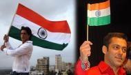 आजादी के जश्न में डूबा बॅालीवुड, सोशल मीडिया पर दी बधार्इ