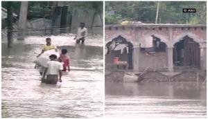 NDRF, SDRF, Army working on war footing: Deputy CM Sushil Modi on Bihar floods