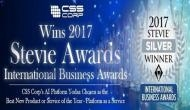CSS Corp wins Silver Stevie in 2017 International Business Awards