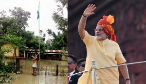 In Photos: Assam's Independence Day spirit remains buoyant in the face of floods