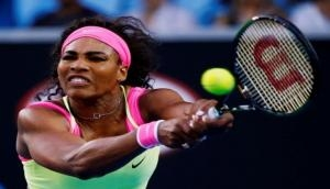 Serena sets sights on `outrageous` Australia Open comeback