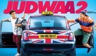 Jacqueline Fernandez promotes 'Judwaa 2' with original 'Judwaa' Salman Khan