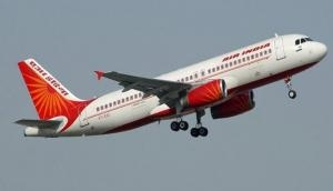 Air India flight with 136 passengers on board departs from Moscow