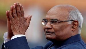 President Kovind greets nation on Onam
