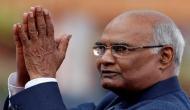 Gandhi aimed at overall development of society: President Kovind