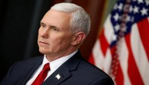 US Vice President Mike Pence says he won't invoke 25th Amendment
