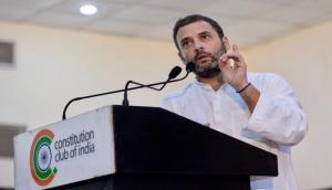 गौरी लंकेश की हत्या पर बोले राहुल, 'पीएम मोदी की चुप्पी के होते हैं दो मतलब'