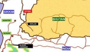 Japan backs India on Doklam issue