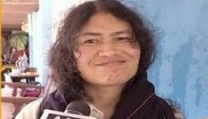 Irom Sharmila ties nuptial knot with long-time partner in Kodaikanal