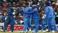 INDvsSL:  चौथे वनडे में भारत के 'विराट' लक्ष्य के सामने ढेर हुए श्रीलंका के शेर