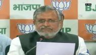 Sushil Modi highlights 'link' between Lalu Yadav & sand mafia
