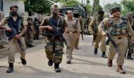जम्मू-कश्मीर: सीआरपीएफ जवान ने गोली मारकर ख़ुदकुशी की