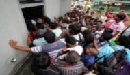 राहुल गांधी के इंदिरा कैंटीन लॉन्च करने के एक दिन बाद ही भूखे लौटे लोग