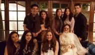 Aishwarya Rai Bachchan and Rani Mukerji attend Sridevi's party