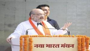 अमित शाह: भाजपा सत्ता में 50 साल के लिए आई है