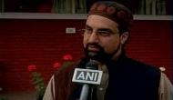 Mirwaiz Umar Farooq petrified of getting exposed, says BJP