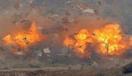पंजाब: पटाखे के गोदाम में ज़बरदस्त धमाका, 5 की मौत