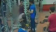 Video: Enraged man brutally punches and kicks woman in Indore gym