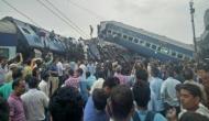 मुज़फ़्फ़रनगर हादसा: रेलवे के 4 अफ़सर सस्पेंड, छुट्टी पर भेजे गए महाप्रबंधक
