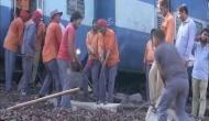 Muzaffarnagar train derailment: Restoration in full swing, rail route to be cleared by evening