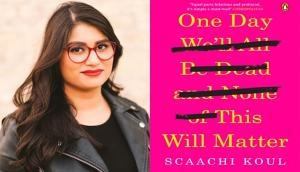 One Day We'll All Be Dead...: Scaachi Koul, please stop writing. You're killing us