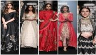 Kriti, Bhumi, Tapsee, Dia bring glamour on stage on Day 5 of LFW