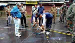 Blasts in Kalimpong and Darjeeling: police suspect Nepali Maoists' hand