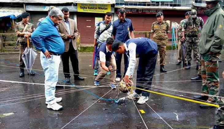 Blast rocks Darjeeling, Gurung booked under stringent UAPA