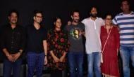 Aamir Khan introduces first 'Secret Superstar' at song launch