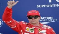Kimi Raikonnen extends stay at Ferrari till 2018